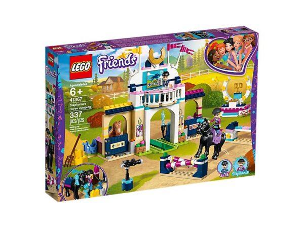 Lego Stephanie's Horse Jumping-2238