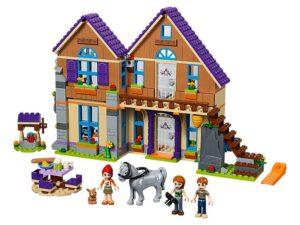 Lego Mia's House-0