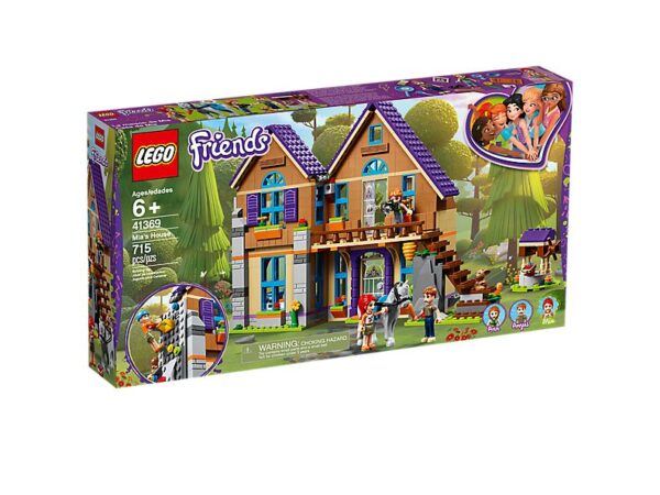 Lego Mia's House-2243