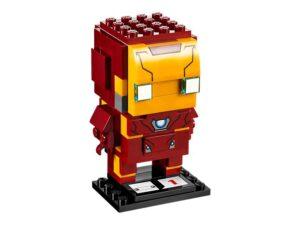 Lego Iron Man-0