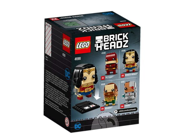 Lego Brickheadz Wonder Woman-2279