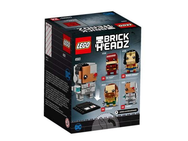 Lego Brickheadz Cyborg