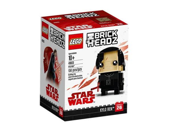 Lego BrickHeadz Kylo Ren
