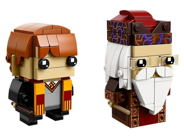 Lego Ron Weasley & Albus Dumbledore-0