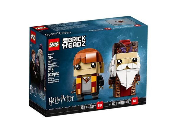 Lego Ron Weasley & Albus Dumbledore-2308