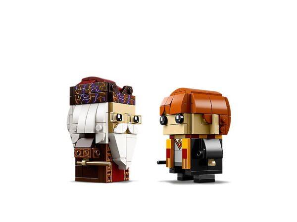 Lego Ron Weasley & Albus Dumbledore-2309