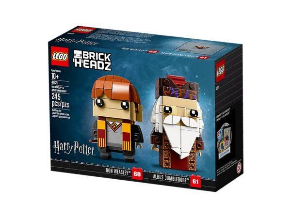 Lego Ron Weasley & Albus Dumbledore-2310