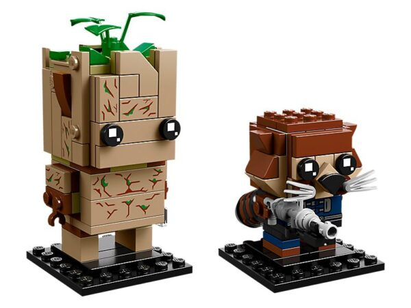 Lego Groot & Rocket