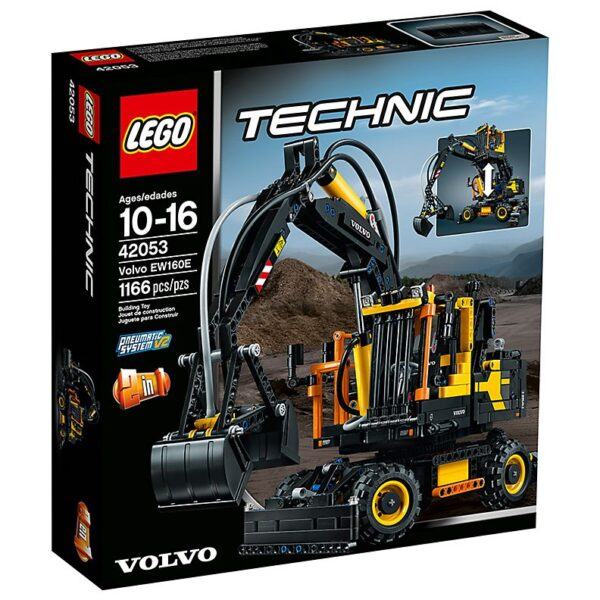Lego Volvo EW160E