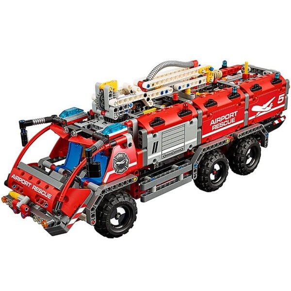 Lego Airport Rescue Vehicle