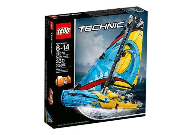 Lego Racing Yacht