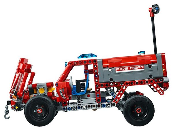 Lego First Responder