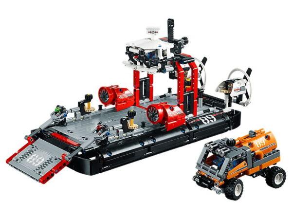 Lego Hovercraft-0