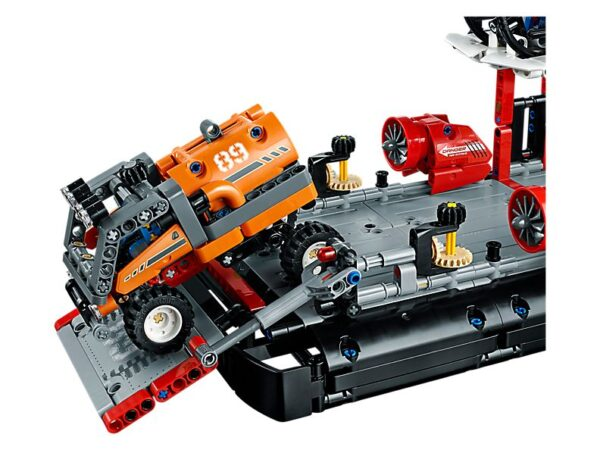 Lego Hovercraft-2374
