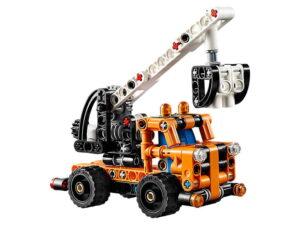 Lego Cherry Picker-0