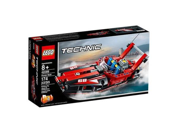 Lego Power Boat-2401