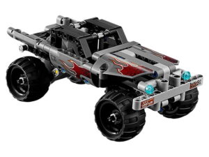 Lego Getaway Truck-0