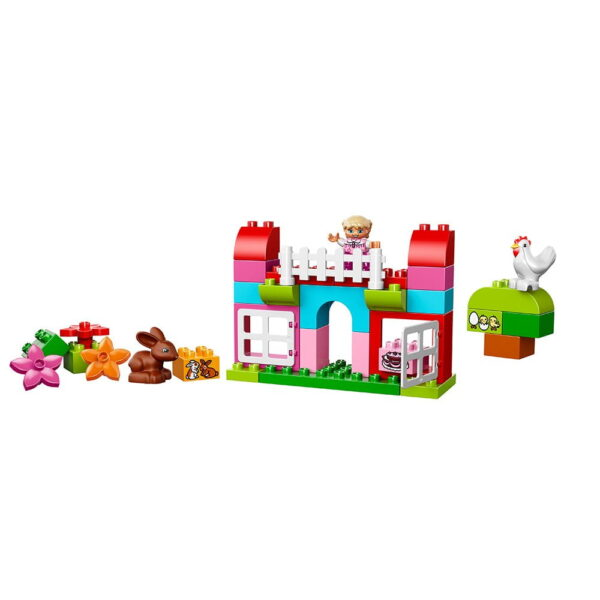 Lego Duplo All In One Pink -1137