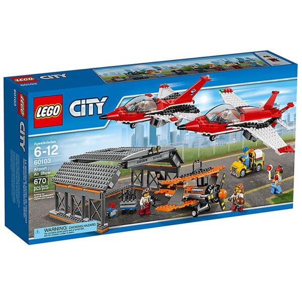 Lego Airport Air Show