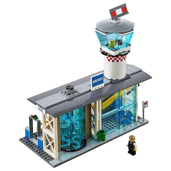 Lego Airport Passenger Terminal