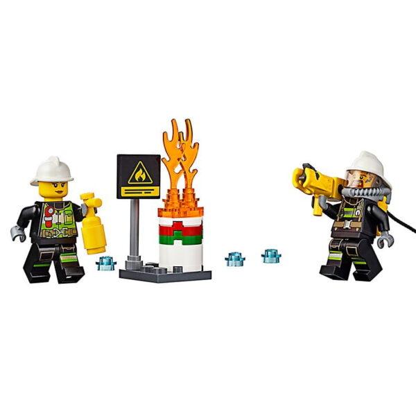 Lego Fire Ladder Truck
