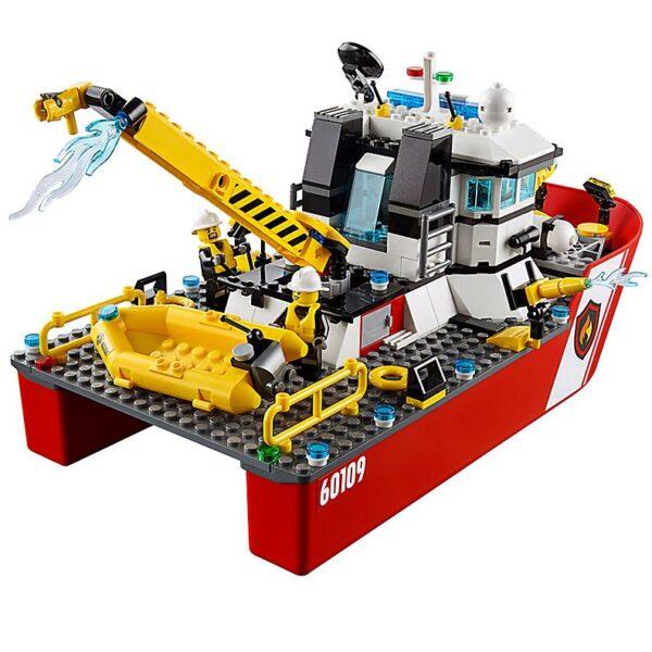 Lego Fire Boat