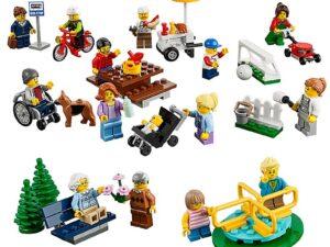 Lego Volcano Exploration Base