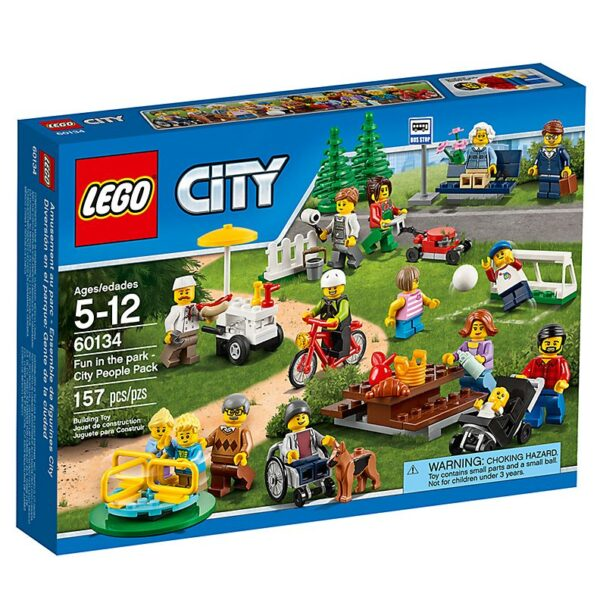 Lego Fun in the park City People Pack