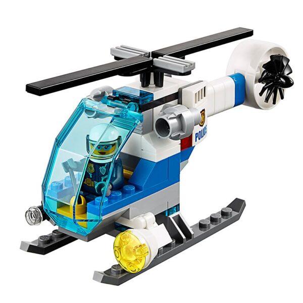 Lego Bulldozer Break-In-2491