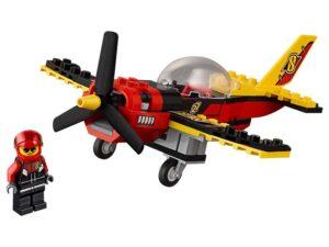Lego Race Plane-0
