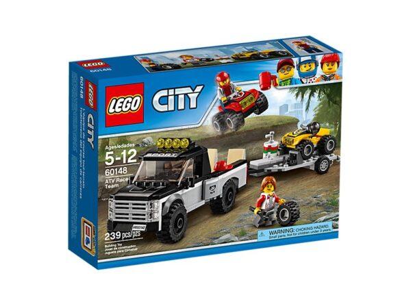 Lego ATV Race Team-2506
