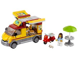 Lego Pizza Van-0