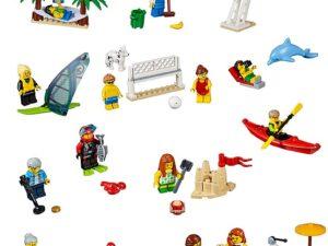 Lego Fun at the beach-0