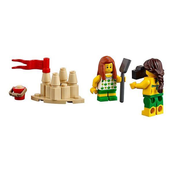 Lego Fun at the beach