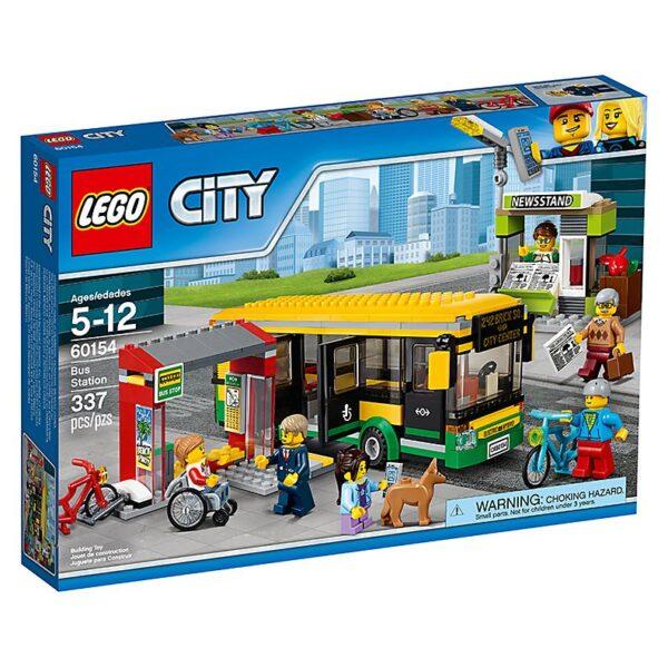 Lego Bus Station-2526