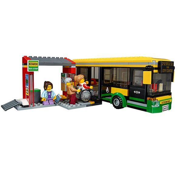 Lego Bus Station-2527