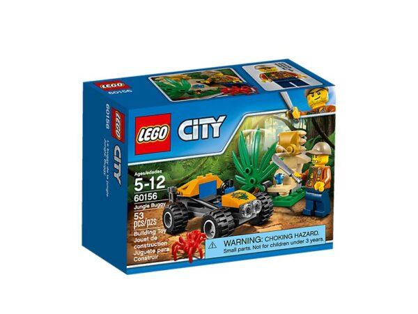 Lego Jungle Buggy-2536