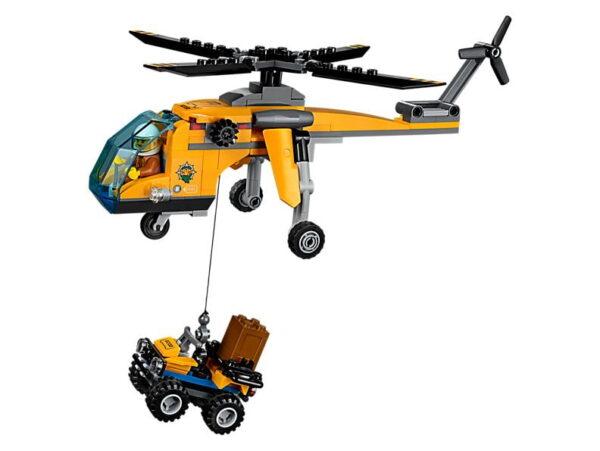 Lego Jungle Cargo Helicopter