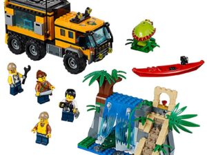 Lego Jungle Mobile Lab-0