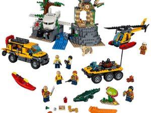 Lego Jungle Exploration Site-0