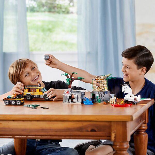 Lego Jungle Exploration Site-2562