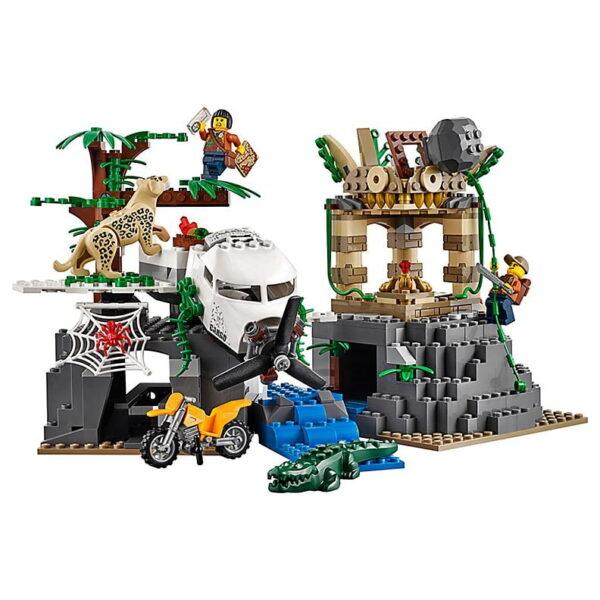 Lego Jungle Exploration Site-2563