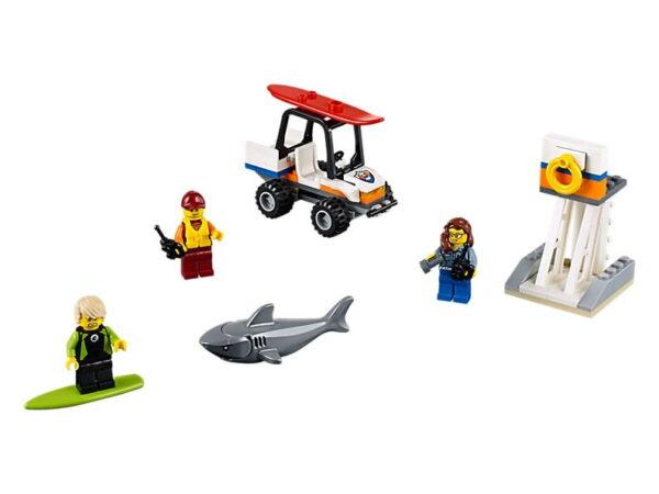 Lego Coast Guard Starter Set-0