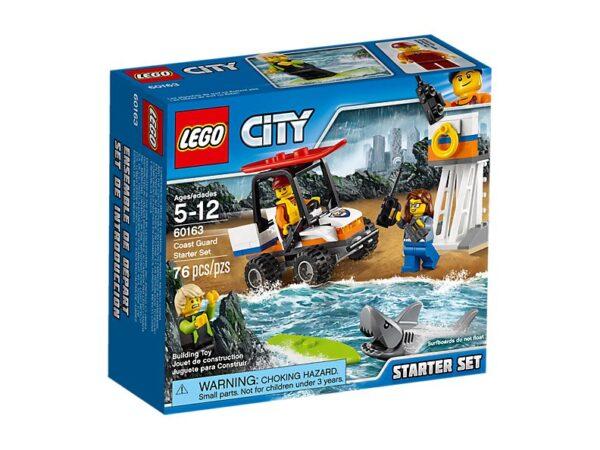 Lego Coast Guard Starter Set-2566