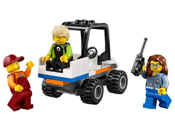 Lego Coast Guard Starter Set-2567