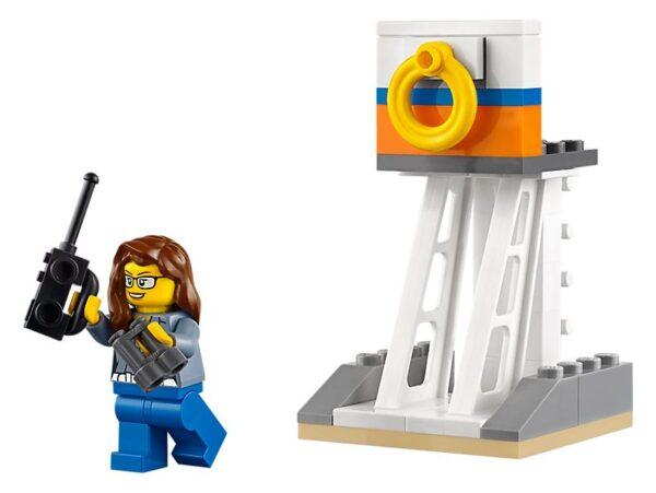 Lego Coast Guard Starter Set-2568