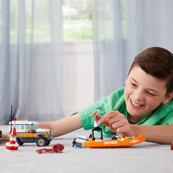Lego 4 x 4 Response Unit