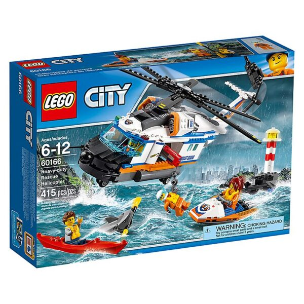 Lego Heavy duty Rescue Helicopter