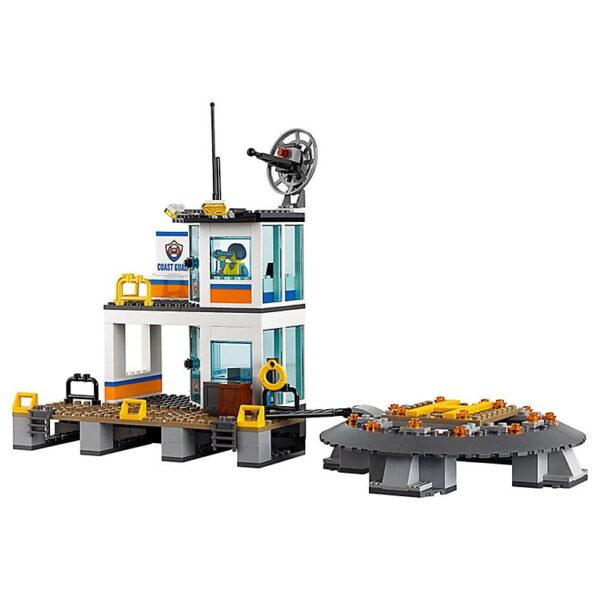 Lego Coast Guard Head Quarters
