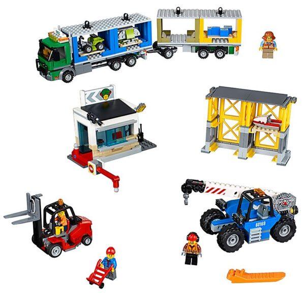 Lego Cargo Terminal-0